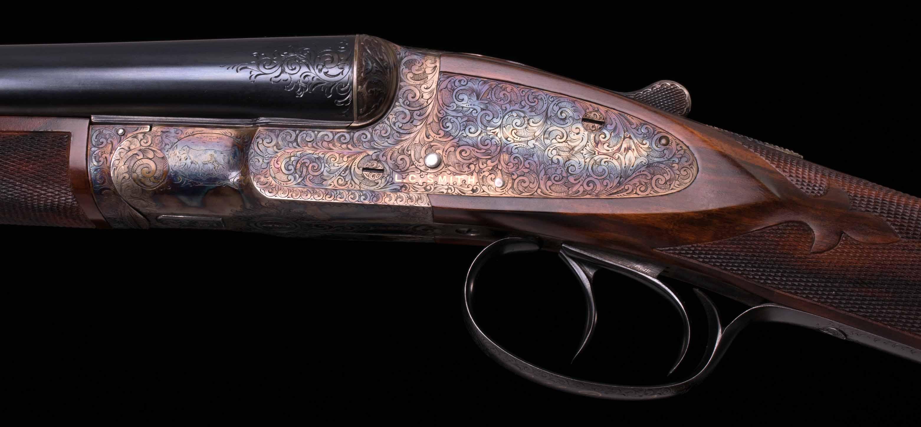 L C  Smith A-2 20 Gauge Shotgun | LC Smith Shotguns For Sale
