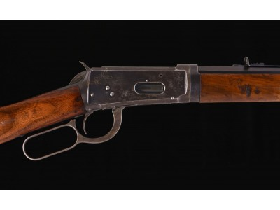 Winchester Model 1894 – 1906, TAKEDOWN, .38-55 WCF, 97% FACTORY BLUE!
