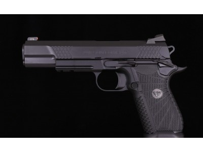 Wilson Combat 9mm - EDC X9L, VFI SIGNATURE, BLACK EDITION, LIGHTRAIL, MAGWELL, NEW!