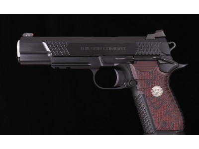 Wilson Combat 9mm - EDC X9L, VFI SIGNATURE, CHERRY GRIPS, LIGHTRAIL, MAGWELL, NEW, IN STOCK!