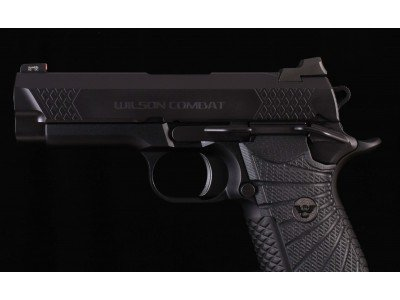 Wilson Combat 9mm - EDC X9, VFI Signature BLACK EDITION with Magwell, In Stock, NEW!