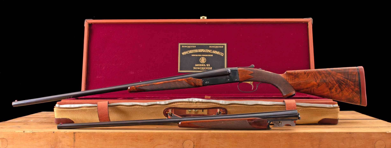 Winchester Model 21  410 Gauge 20 Gauge | Winchester Shotgun